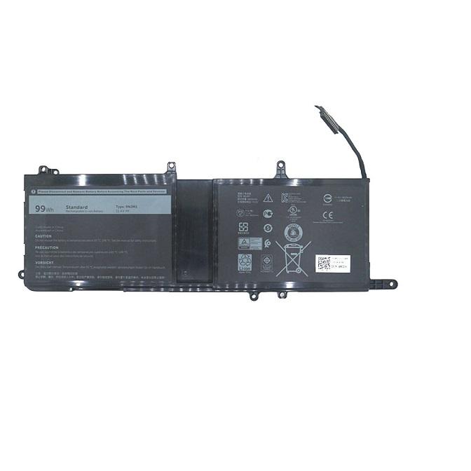 01D82 9NJM1 MG2YH Dell Alienware 17 R4 15 R3 0MG2YH 0546FF 0HF250 44T2R compatibele Accu