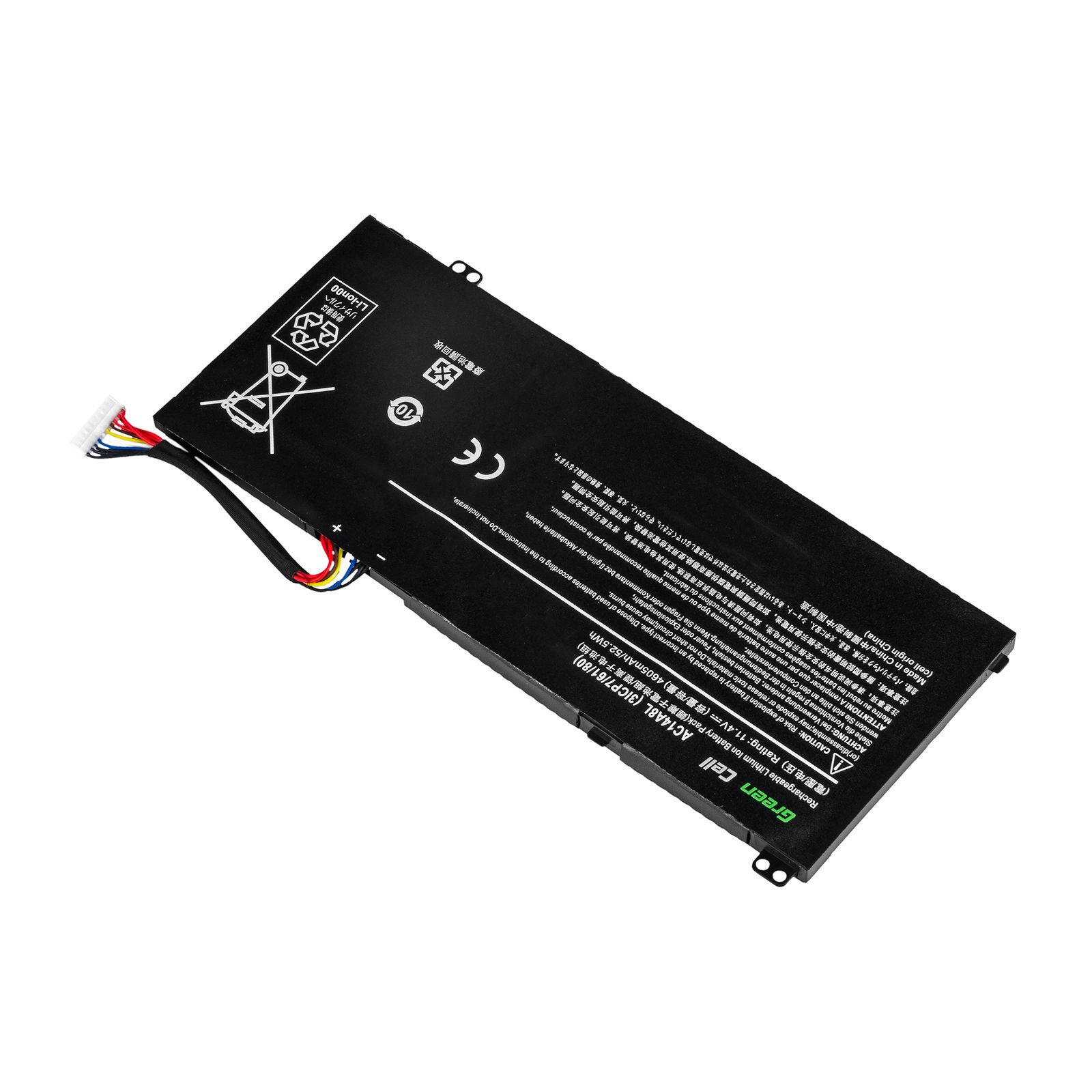 Acer Aspire VN7-571 VN7-572G VN7-591G VN7-591G VN7-791G VN7-792 compatibele Accu