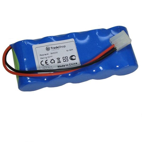 Bosch Somfy Roll-Lift Easy-Lift E-BRLX620-1-NC 2000mAh compatibele Accu