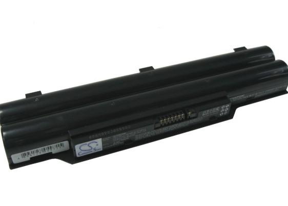 Fujitsu-Siemens Lifebook BH531 SH531 BH531LB LH531 compatibele Accu
